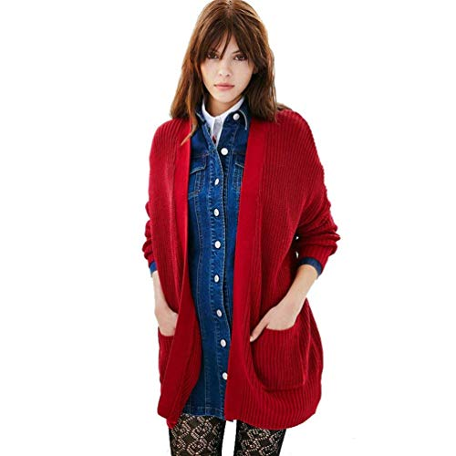 Cardigan Printemps Automne Automne Longues Style Femme Fashion College Saoye Printemps YEUqTw