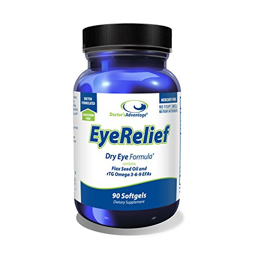 - Doctor's Advantage Products EyeRelief, 90 Count