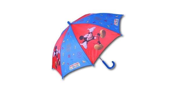 Paraguas Disney Mickey Mouse Paraguas Niño de los niños de Mickey ...