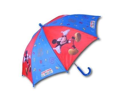 Paraguas Disney Mickey Mouse Paraguas Niño de los niños de Mickey Mouse Clubhouse 65cm