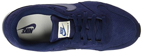 Nike Md Runner 2 Leather Prem, Zapatillas para Hombre Azul (Blue)