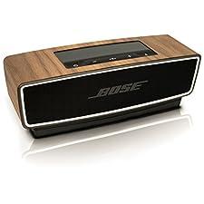 Balolo Walnut Wood Cover for Bose SoundLink Mini II