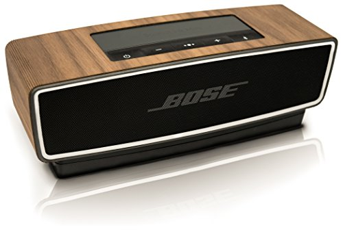 balolo Real Walnut Wood Cover for Bose SoundLink Mini 1 & 2