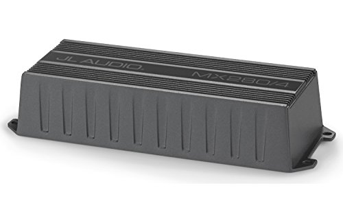 JL Audio MX280/4 4-Channel 70W RMS x 4 Compact Marine Amplifier