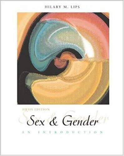 Sex and gender and lip