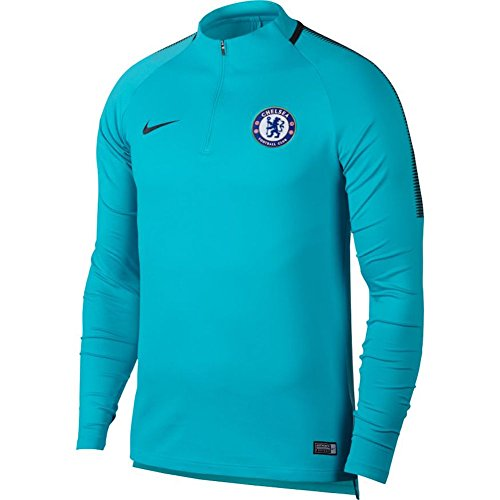 Nike Youth Dry Chelsea FC Squad Drill Top [Omega Blue] (L)