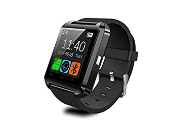 WildWear® U8 Smart Watch / Reloj inteligente U8 / Reloj Bluetooth / Reloj Android /