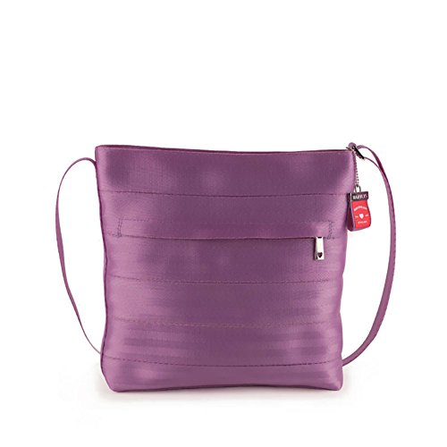 Harveys Seatbelt Bag Women's Streamline Crossbody Lilac One Size