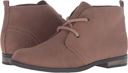 Dirty Laundry by Chinese Laundry Women's Keegan Chukka Boot, Taupe Suede,  6 M US
