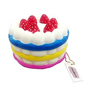 Amazon Prime Birthday Cake