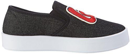 Blink Bl black Nero Bmilesl 1309 Donna Sneaker 01 OOwT1xrB