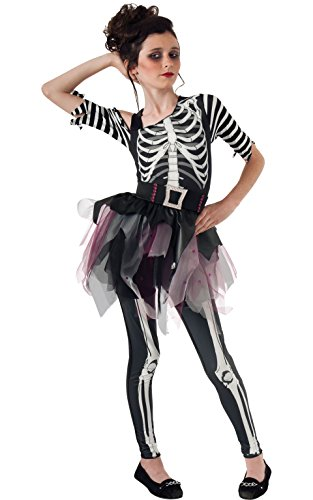 Rubie's Skelee Ballerina Dress-Up Costume, (Dead Ballerina Costumes)