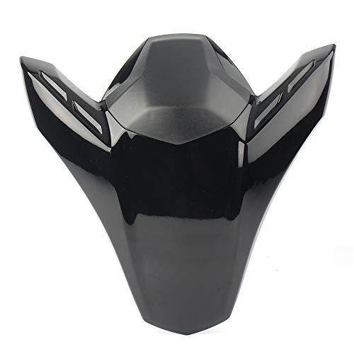 GZYF Motorcycle Rear Passenger Pillion Seat Cowl Fairing Cover Fits Kawasaki Z900 2017-2018, Black