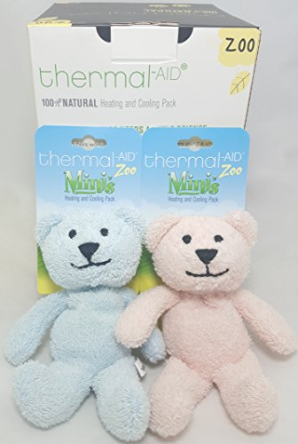 Thermal-Aid Combo Pack Mini Blue Bear