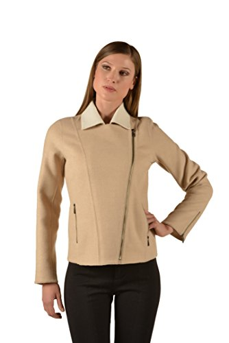 Kuna Optimo Baby Alpaca Jacket - XS - Camel Ecru Baby Alpaca Jacket