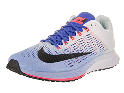 Black Running Nike 9 WMNS Zoom Aluminum Femme Air white Elite ZHHqw8xpXP