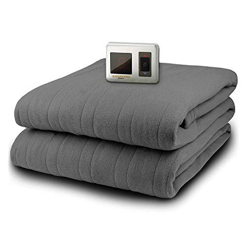 Biddeford Heated Microplush Blanket - Full