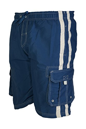 Frelik Men's Swim Trunk M Royal blue