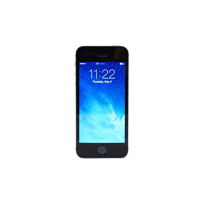 Apple iPhone 5S, T-Mobile, 16GB - Space