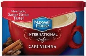 Maxwell House International Cafe Vienna (9 oz) 2 Pack