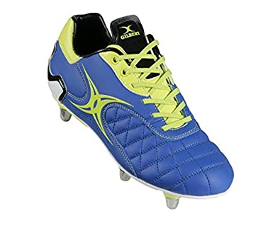 Sidestep Revolution SG 8 Crampons - Chaussures de Rugby - taille 12 ... eb6a0ad16db