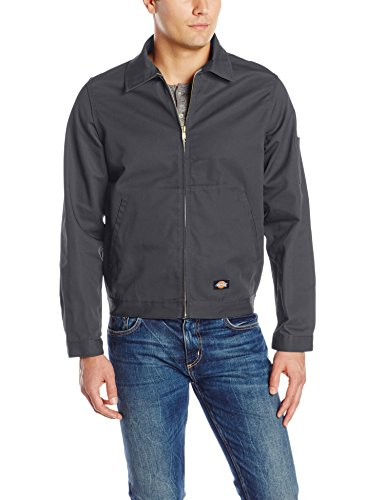 Dickies Jacket Grey Unlined Grey Eisenhower Men's Charcoal xffwn4Rq1g
