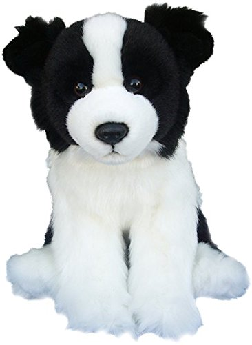 - BORDER COLLIE SOFT AND CUDDLY TOY