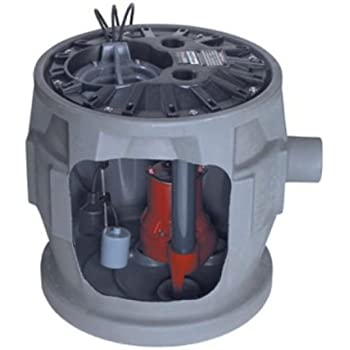 Liberty Pumps 404 1 3 Hp 115v Residential Drain Pump
