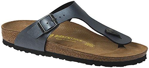 Birkenstock Women's GIzeh Thong Sandal, Onyx, 36 M EU/5-5.5 B(M) US