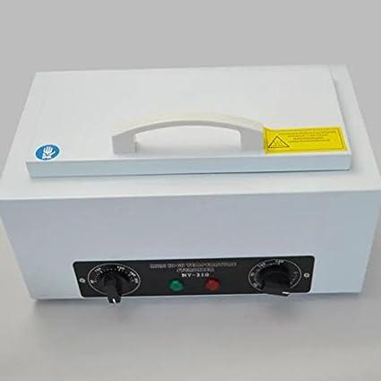 Hot Dental Ental esterilizador de calor seco Autoclave de médico veterinario adhesivo resistente Servicio elegante: Amazon.es: Salud y cuidado personal