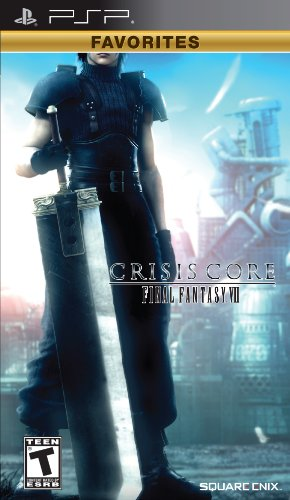 (Crisis Core: Final Fantasy VII - Sony PSP)