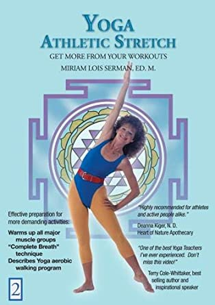 Amazon.com: Yoga Athletic Stretch: Movies & TV