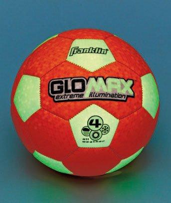 Franklin Glomax Soccer Ball