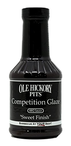 (Competition Glaze BBQ Sauce)