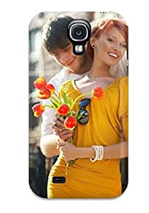 PFoiqBl7329bADWH ZippyDoritEduard Happy Love Couple Smiling Feeling Galaxy S4 On Your Style Birthday Gift Cover Case