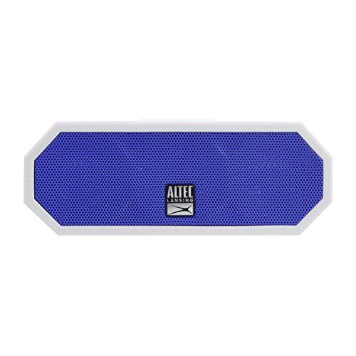 Altec Lansing IMW448 Jacket H2O 3 Floating Bluetooth Waterproof Speaker (Blue)
