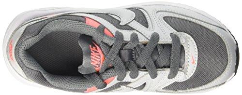Nike Air Max Command Flex PS, Zapatillas Unisex Niños Gris (Cool Grey/pure Platinum/lava Glow/white/black)