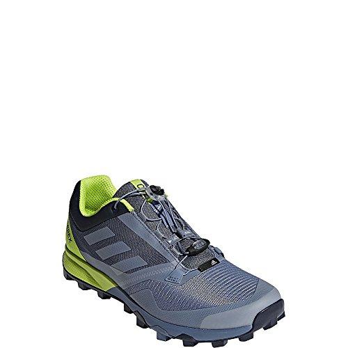 Mens Da Trailmaker Adidas In Acciaio Grezzo, Grigio, Melma Solare