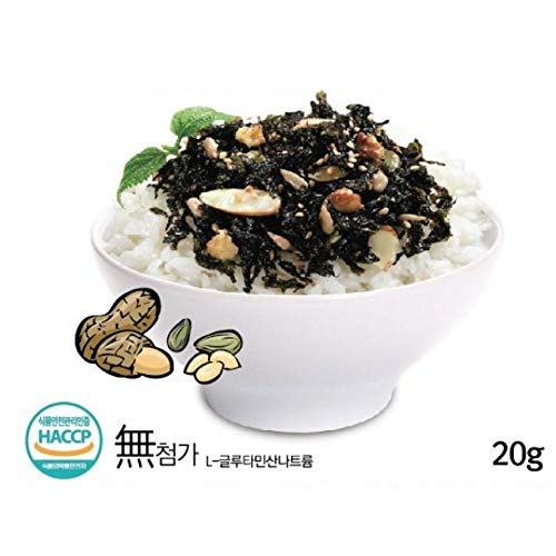 Master Hee's Roasted Laver Snack with Seed&Nuts 20g by Hanbaekfood