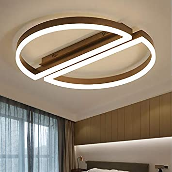 OOFAY TAPS LED plafonnier Simple Chambre Moderne Lampe Salon