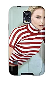 Jose de la Barra's Shop Best First-class Case Cover For Galaxy S5 Dual Protection Cover Charlize Theron 175