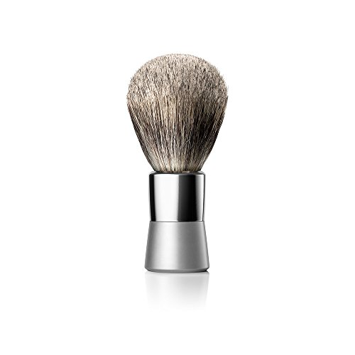 Bevel Shaving Brush, Great as a Valentine's Day Gift for Him, Helps Get Smooth Shave & prevents Razor Bumps