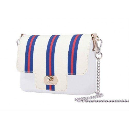 O pocket pattina luxury stripes
