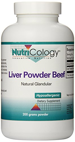 Nutricology Liver Powder powder Grams product image