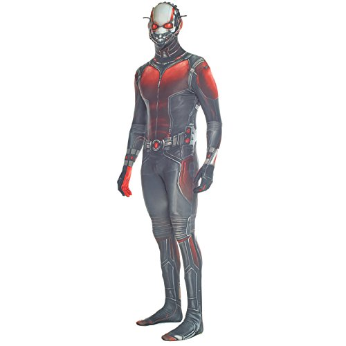 Marvel Ant Man Costume (Costume - Marvel Ant-man Morphsuit - Adult - Large)