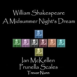 A Midsummer Night's Dream (Dramatised) Performance