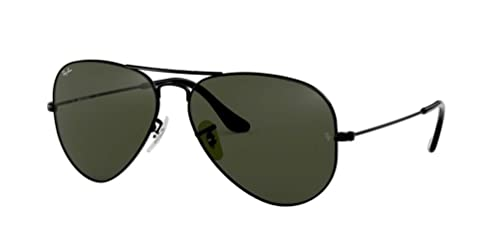 Amazon.com: Ray Ban Aviator - Gafas de sol para hombre ...