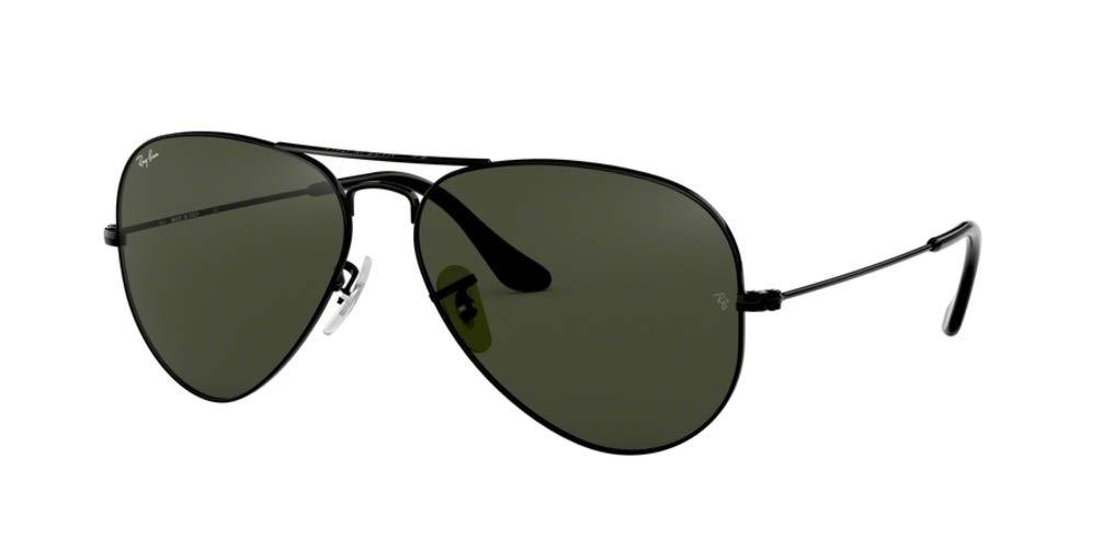 Ray-Ban RB3025 Aviator Metal Sunglasses
