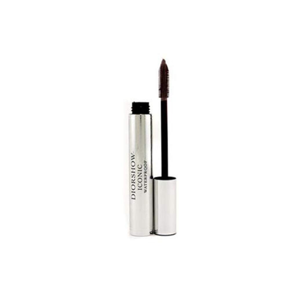 Christian Dior Show Iconic Over-Curl Waterproof Mascara for Women, No. 091 Over Black, 0.33 Ounce