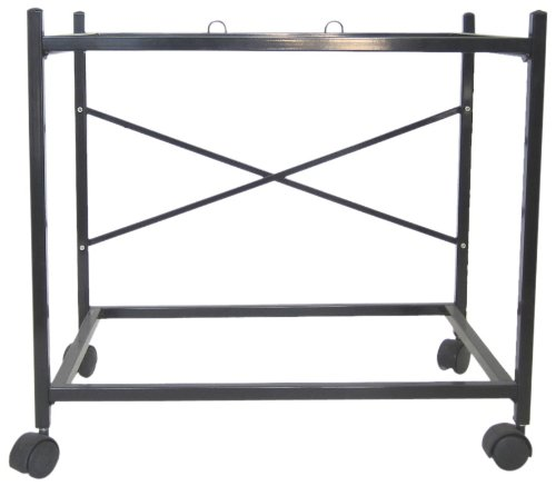 YML 2-Shelf Stand for 2424 and 2434 Black by YML